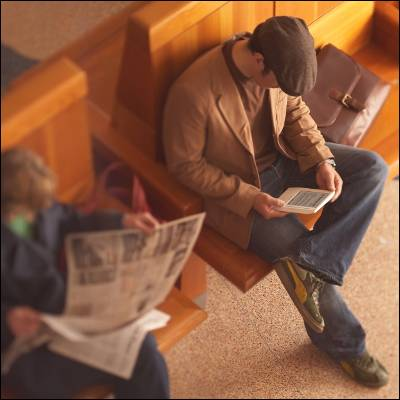 El lector de libros electrónicos Kindle ha vendido 250.000 ejemplares en 2008. - Amazon