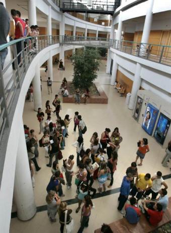 Inicio de curso en la Universidad de Alicante- JOAQUÍN DE HARO
