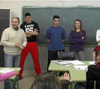 Las tutorías y los seminarios en grupo, esenciales.. ÁLVARO CALVO