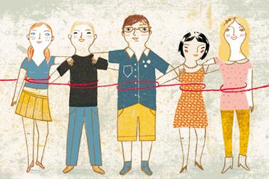 Las redes sociales, con más ventajas que inconvenientes, suponen una revolución de la comunicación entre los más jóvenes