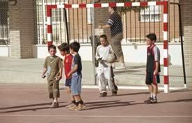 hay que vigilar la seguridad en colegios y centros deportivos