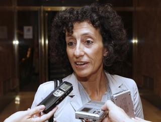 Imagen de archivo de la ministra de Educación, Política Social y Deporte, Mercedes Cabrera. | D.A.