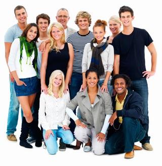 La juventud española es tolerante y está a favor de la inmigración.   S.E.