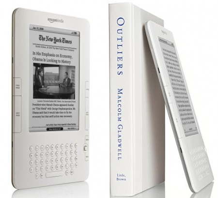 Kindle, el e-book de Amazon