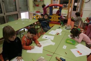 El Colegio Sancho Ramírez también abrió las pasadas navidades. | D.A.