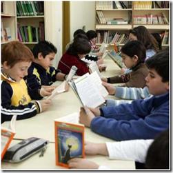 Bibliotecas Escolares