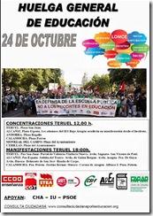 Huelga_24_octubre_Teruel