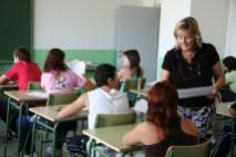 Exámenes de septiembre en Zaragoza