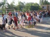 Inicio curso escolar Zaragoza