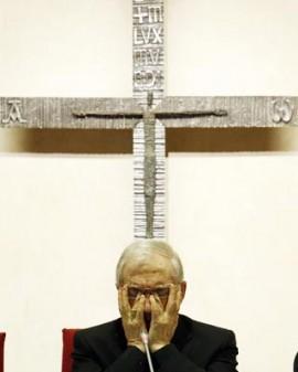 Rouco clausuró el acto de Escuelas Católicas.-M. PATXOT