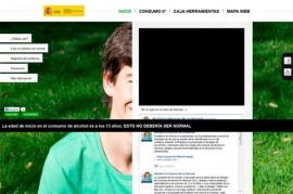 www.alcoholenmenoresnoesnormal.es