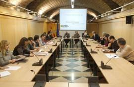 Fapar ha participado en las dos reuniones mantenidas en los grupos de trabajo.