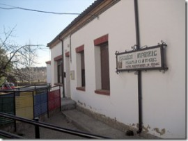 Escuela Infantil de San Blas. DIARO DE TERUEL