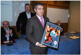 El presidente de CEAPA, Jesús Mª Sánchez