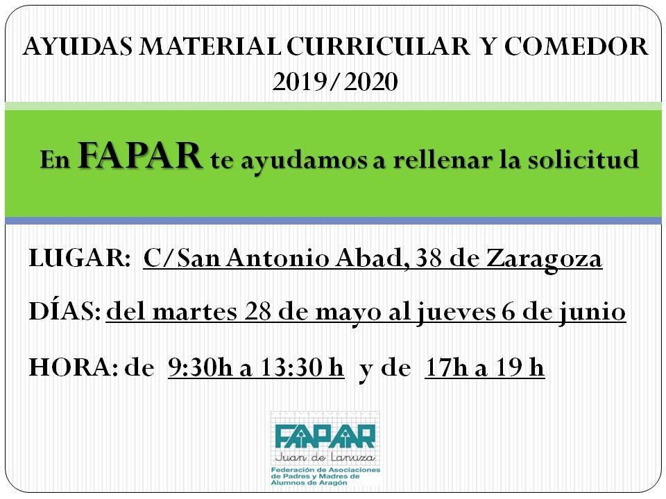 FAPAR. Federación de Asociaciones de Padres y Madres de Alumn@s de ...