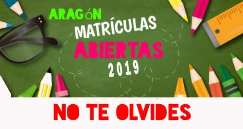 matriculas-ARAGON-2019
