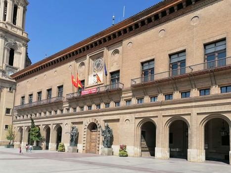 Casa-Consistorial-de-Zaragoza-sede-del-Ayuntamiento-de-Zaragoza